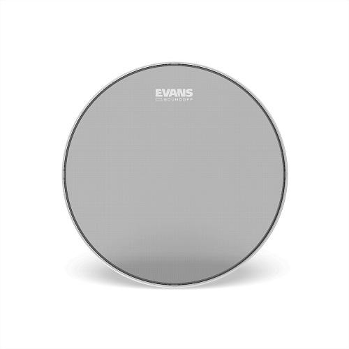 EVANS TT13SO1 13'' SoundOFF mesh opna za elektricni i akusticni bubanj