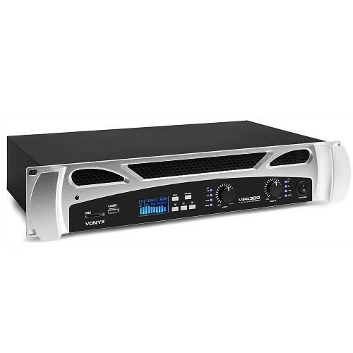 VONYX VPA300 172.092 2x150watt pojačalo sa MEDIA PLAYEROM