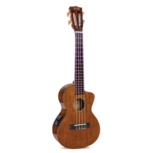 MAHALO MJ3CEVNA TENOR 1V+1T ukulele ozvučeni - ukulele