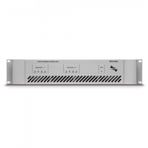 FBT MPU-4240 4line 4x240w 100V pojačalo