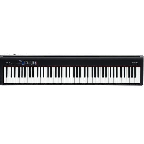 Roland FP30-BK digitalni pianino