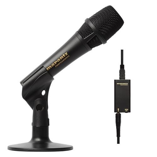 MARANTZ M4U - USB ručni mikrofon