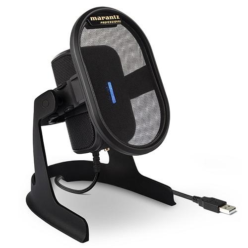 MARANTZ UMPIRE - Desktop USB Condenser Microphone