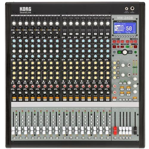 KORG SoundLink MW2408 hybrid analogno-digitalna aduio mikseta