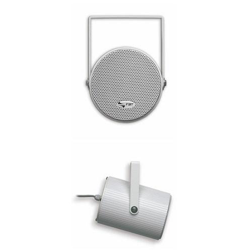 FBT CESL20T - 20/10/5watt 100V line trafo vodootporni - bijela boja