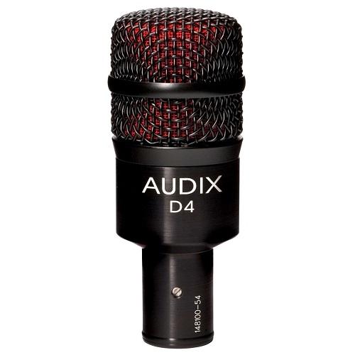 Audix D4 mikrofon