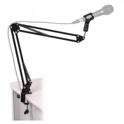 Platinum MPC1BK microphone clip stalak - crna boja