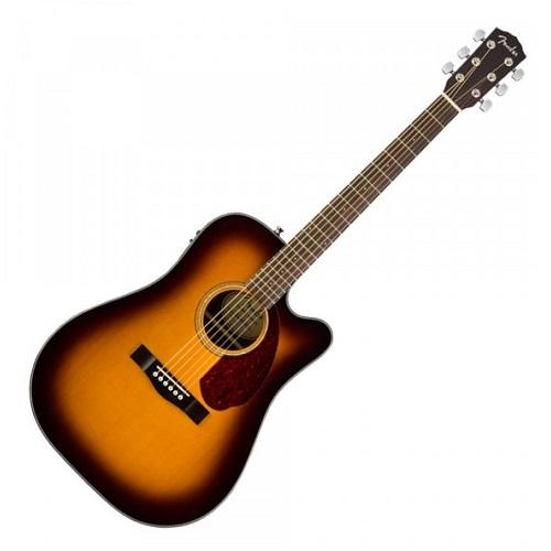Fender Ak gitara CD-140SCE - SB sunburst W/CASE 096-2704-232 sa koferom