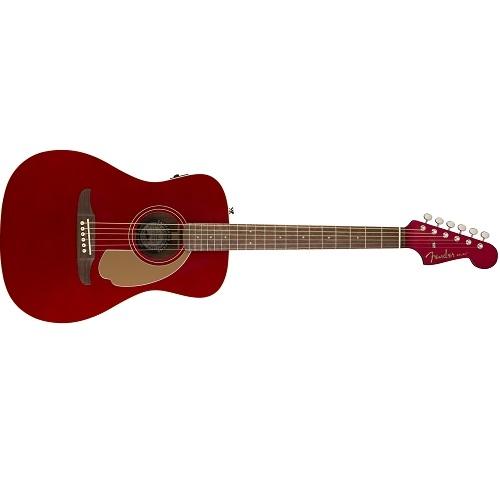 Fender Ak gitara MALIBU PLAYER - CAR 097-0722-009 Candy Apple Red