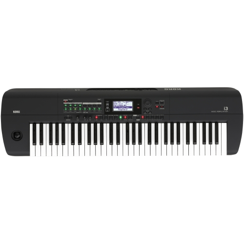 KORG i3 - MB professional arranger workstation - klavijatura