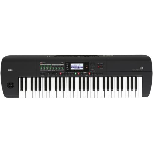 KORG i3 - MB professional arranger workstation - klavijatura