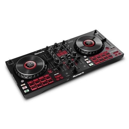 Numark MixTrack Platinum FX - DJ software kontroler