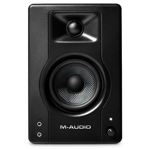 M-AUDIO BX3 3.5'' 120-watt multimedia monitor - aktivni studio zvučnik