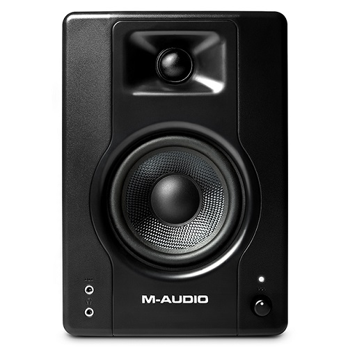 M-AUDIO BX4 4.5'' 120-watt multimedia monitor - aktivni studio zvučnik