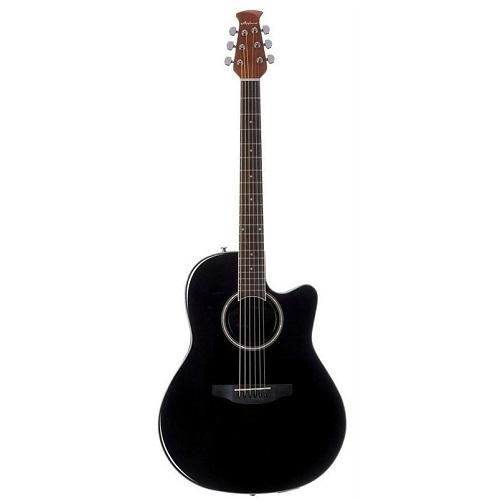 Applause by OVATION AB24II-5 BLACK OV511229 - ozvučena akustična gitara