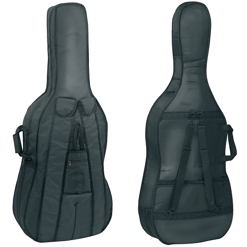 GEWA torba (PS235.000) CHESTER 3mm za 4/4 cello - BLACK