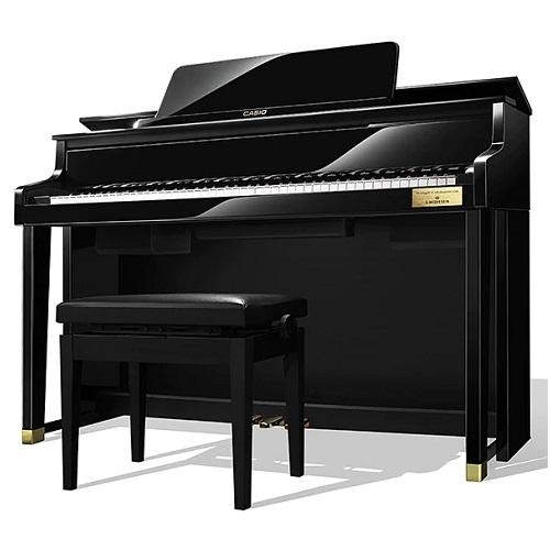 CASIO Celviano GP-510BP GRAND HYBRID digitalni pianino - crna boja polirani