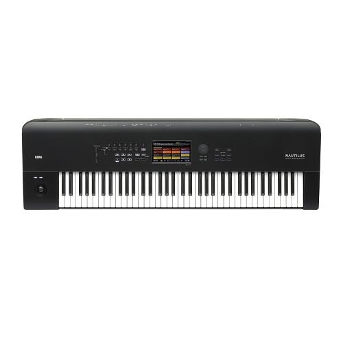 KORG NAUTILUS-73 - profesionalna workstation klavijatura