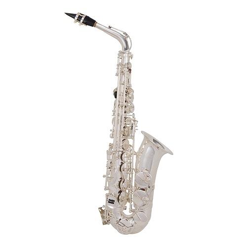 GRASSI AS210AG Eb silver alto saksofon sa koferom