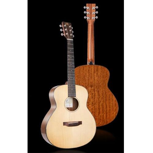 SX SS760 NATURAL akustična gitara