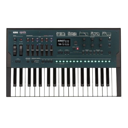 KORG OPSI-X altered six-operator FM synthesizer