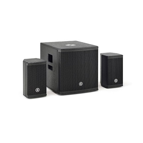 dB Technologies - ANT BHS1200 ULTRA COMPACT 2.1 1200W SYSTEM