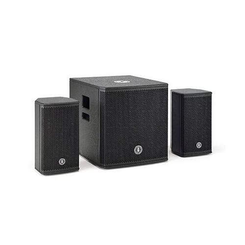 dB Technologies - ANT BHS1800 ULTRA COMPACT 2.1 1800W SYSTEM