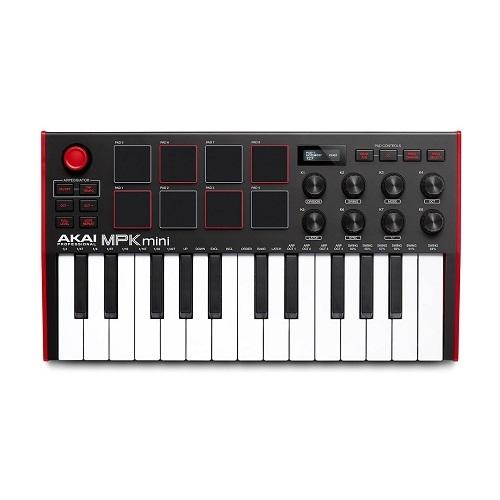 AKAI MPK MINI-3 midi klavijatura kontroler