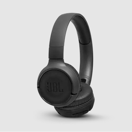 JBL TUNE 500BT BLACK on-ear - slušalice