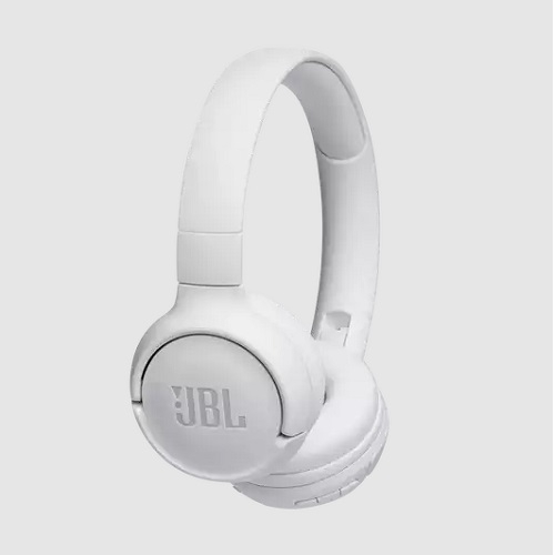 JBL TUNE 500BT WHITE on-ear - slušalice