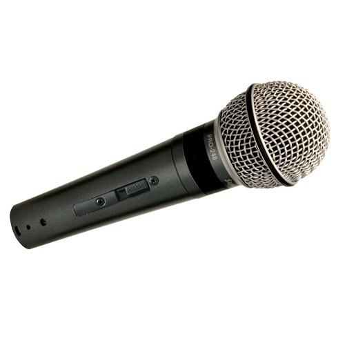 Superlux PRO-248S dinamički vocal mikrofon sa prekidačem