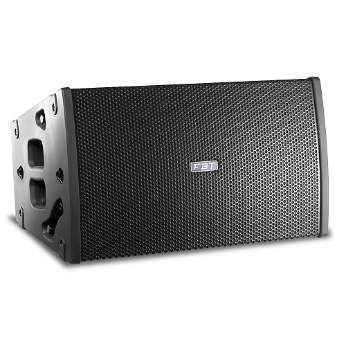 FBT VHA112SA Vertical Horizontal Flyable Active Subwoofer - 1x12 - 1200Wrms