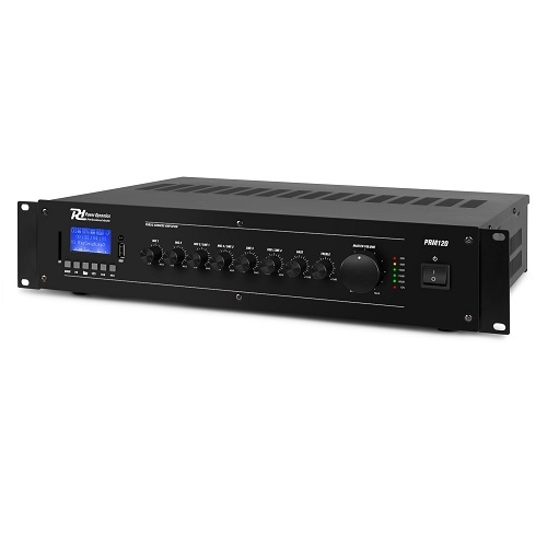 Power Dynamic PRM120 952.152 120watt 100V pojačalo sa playerom