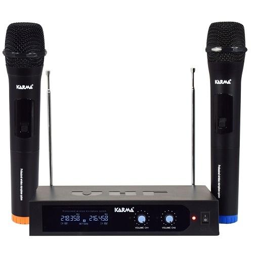SAR KARMA SET-6252 bežični mikrofon (2kom) VHF