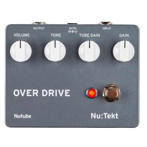 KORG OD-S Nu:Tekt Nutube Overdrive KIT pedala
