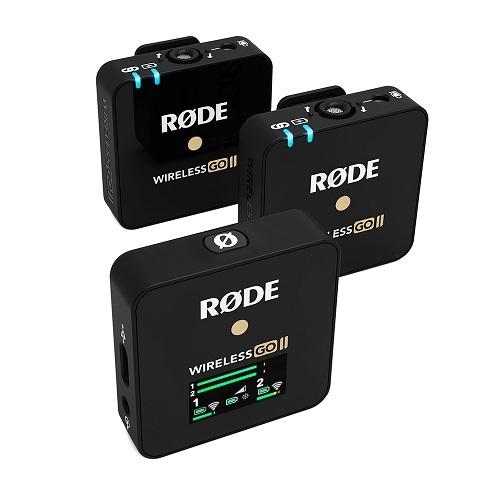 RODE Wireless GO II bežični sistem