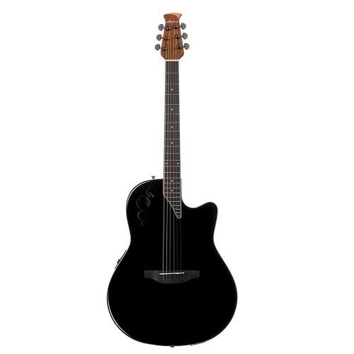 Applause by OVATION AE44II-5 BLACK OV513229 - ozvučena akustična gitara