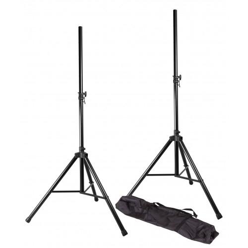 TOPP PRO SS200KIT aluminijski stalak za zvučnike - par sa torbom