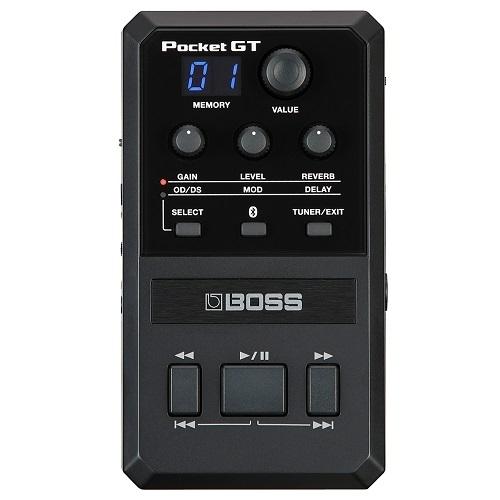 BOSS Pocket GT multi efekt procesor