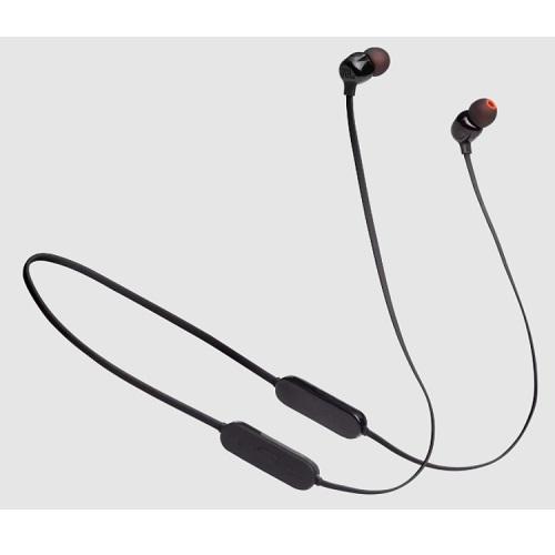 JBL T125BT BLACK in-ear Bluetooth - slušalice