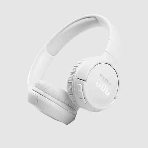 JBL TUNE 510BT WHITE on-ear - Bluetooth - slušalice