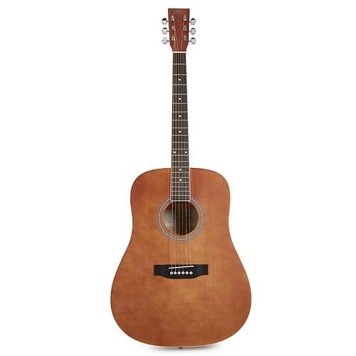 SX SD104BR -  BROWN - akustična gitara