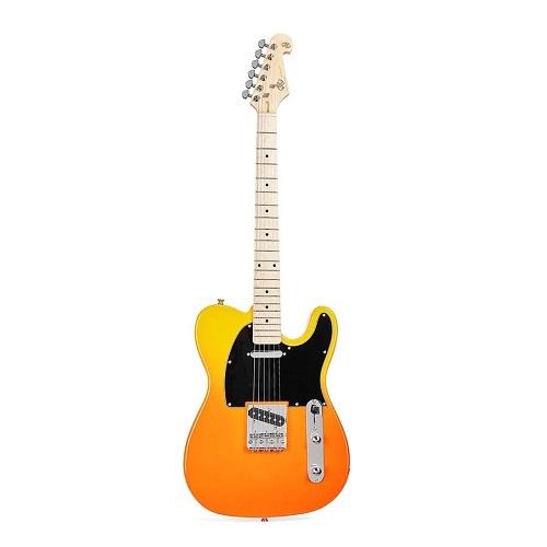 SX El gitara SEM2/BF TELEC burning fire - sa torbom