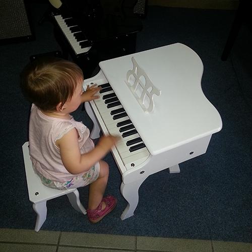 KID\'s instruments 30-Key Black \