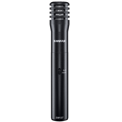 SHURE Mikrofon SM137-LC