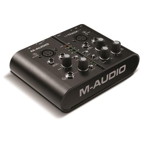 M-AUDIO M-Track Plus USB audio interface