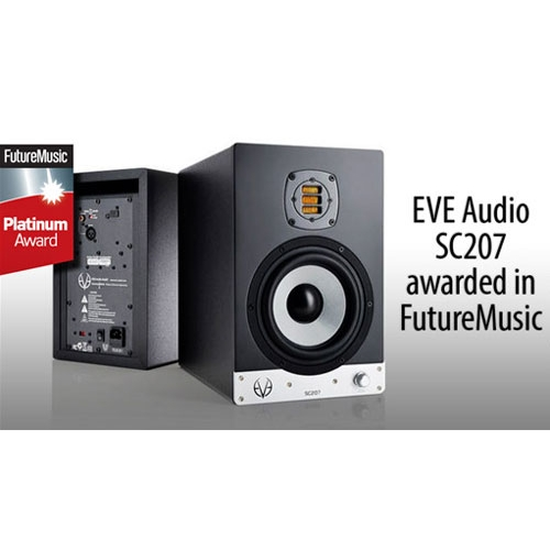 EVE Audio SC207 150watt aktivni studio monitor