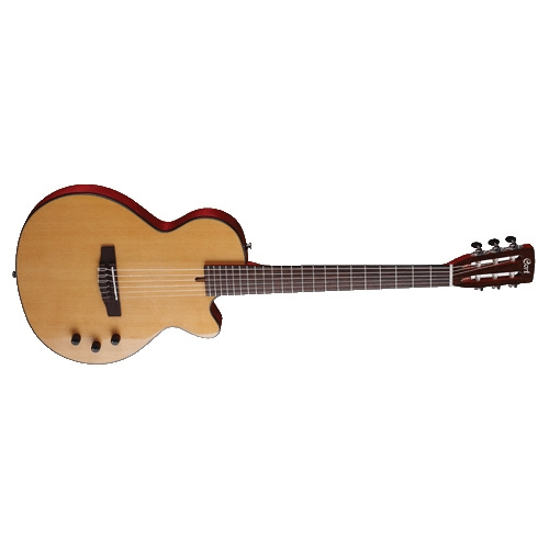 CORT SUNSET NY NAT Thin Body - ozvučena klasična gitara