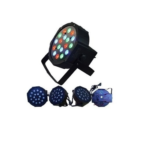 SAR Easy Light LPR1218 RGB (18X1W LEDs)