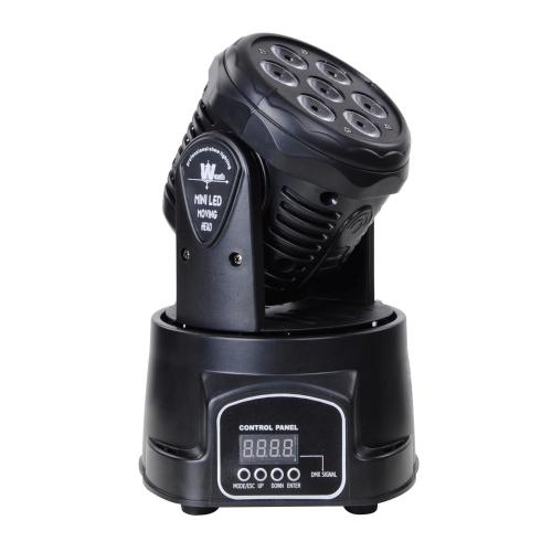 SAR Easy Light LPR1204 RGB (36X3W LEDs) PAR-64 ref. DMX/Sound